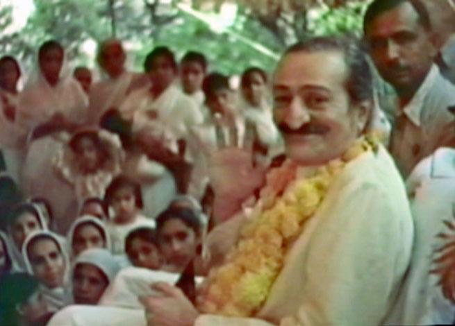 Meher Baba In Dehra Dun